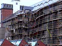 Barn Mills Collapse 2004