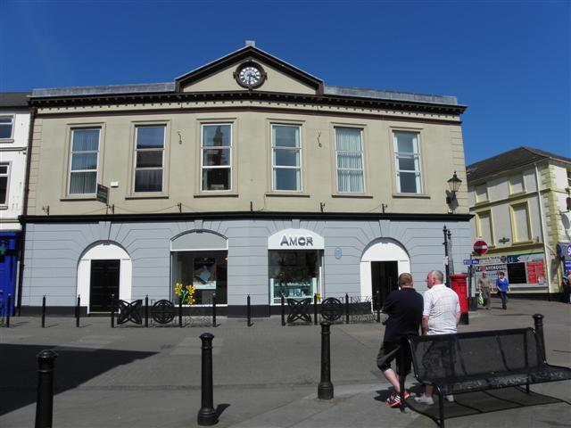 Market House in 2011