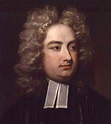 Carrickfergus History - Jonathan Swift