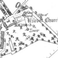 Carrickfergus History - Kilroot OS Map 1857