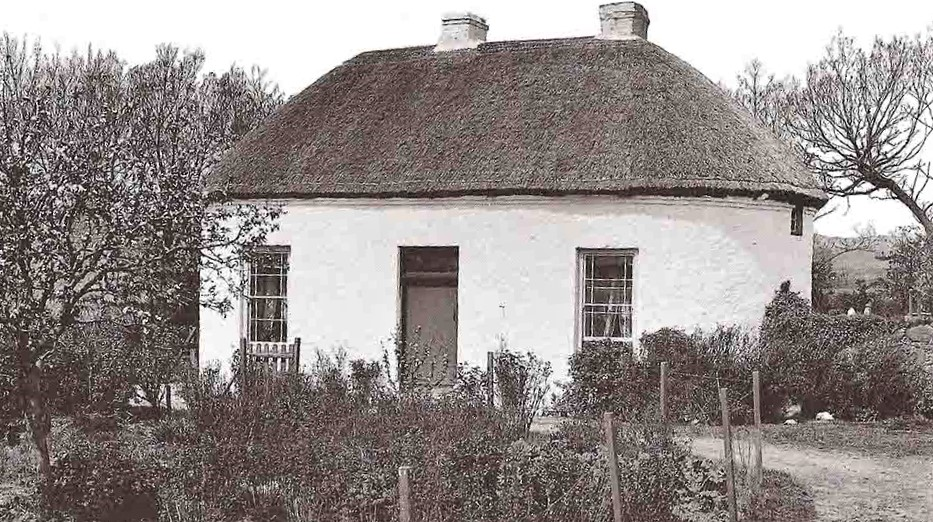 Carrickfergus History - The Round House, Kilroot